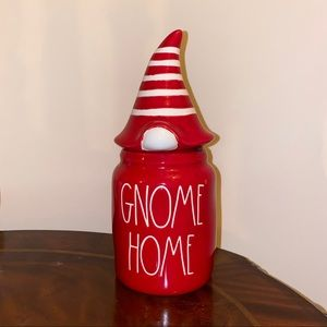 Rae Dunn GNOME HOME BABY CANISTER